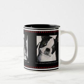 Boston Terrier Trio Mug