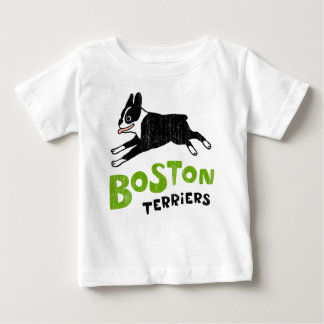 Boston Terriers Baby T-Shirt