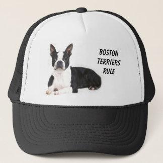 Boston Terriers Rule Hat