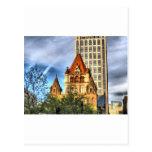 Boston Trinity Church Post Cards