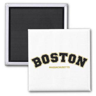 Boston Varsity Square Magnet