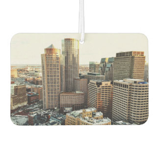 Boston view car air freshener