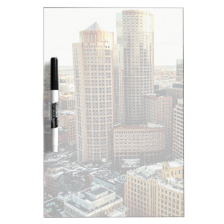 Boston view dry erase board