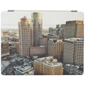 Boston view iPad cover
