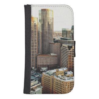 Boston view samsung s4 wallet case