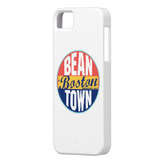 Boston Vintage Label iPhone 5 Cover