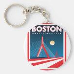 Boston Zakim Bridge Key Chains