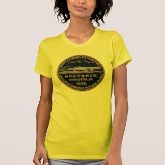 Bostonia Condita in Navy T-Shirt