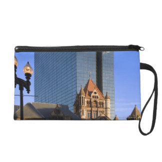 Boston's Copley Square in late afternoon light Wristlet