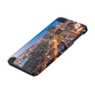 Boston's skyline at dusk iPod touch (5th generation) case