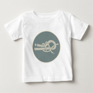 bosun Jones' Knot Guide - The Honeymoon Hitch Baby T-Shirt