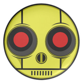 Bot Face Plate