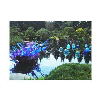 Botanic Gardens Canvas Print