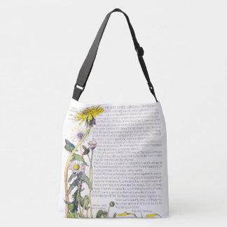 Botanical Daisy & Chrysanthemum Flowers Tote Bag