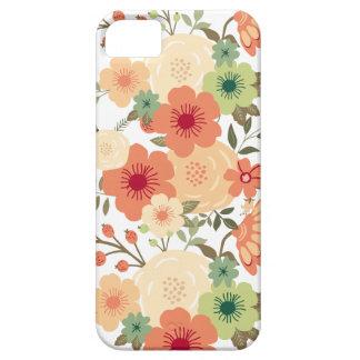 Botanical Flower iPhone 5/5S Case