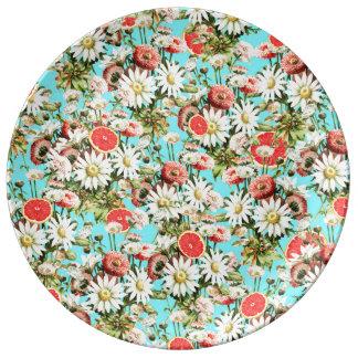 Botanical Garden Plate