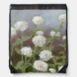 Botanical Garden Study I Drawstring Bag