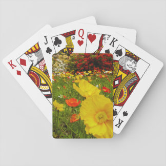 Botanical gardens at Queens Park Playing Cards