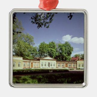Botanical Gardens Orangery Christmas Ornament