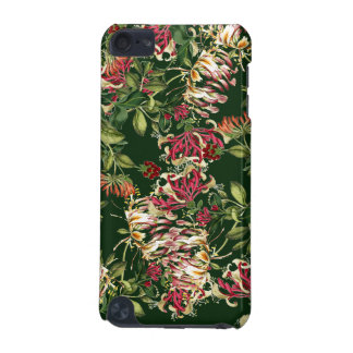 Botanical Honeysuckle Flowers Floral Case iPod Touch (5th Generation) Cases