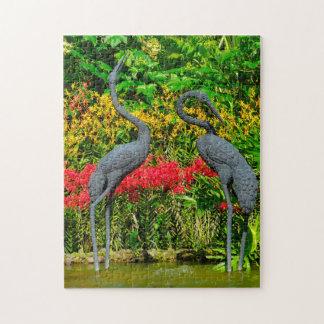 Botanical Park Singapore . Jigsaw Puzzle