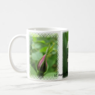 Botanical Rose & Lily of the Valley Mug