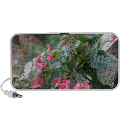 Botanical Series iPod Speakers