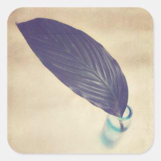 Botanical Sticker
