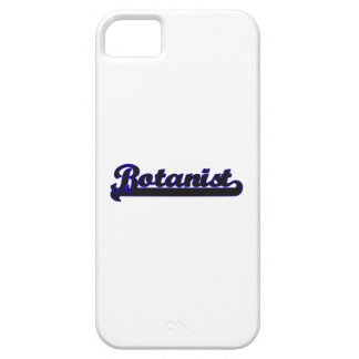 Botanist Classic Job Design iPhone 5 Case
