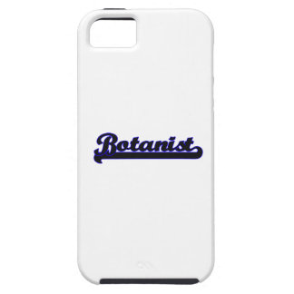 Botanist Classic Job Design iPhone 5 Covers
