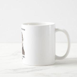 Botanist Who Changed The World Gregor Mendel Basic White Mug