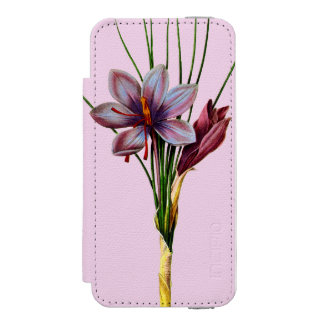Botany: Saffron Incipio Watson™ iPhone 5 Wallet Case