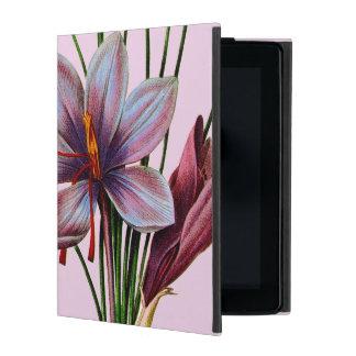 Botany: Saffron iPad Cover