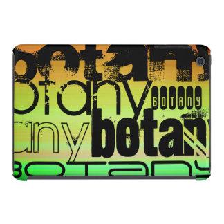 Botany; Vibrant Green, Orange, & Yellow iPad Mini Cases