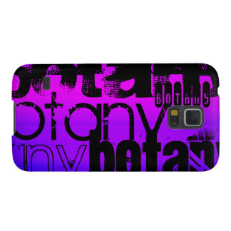 Botany; Vibrant Violet Blue and Magenta Galaxy S5 Cover