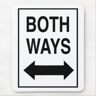 Both Ways Mouse Mats