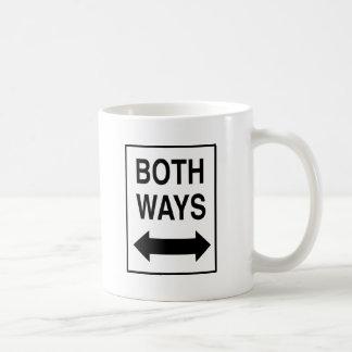 Both Ways Mugs
