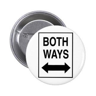 Both Ways Pin