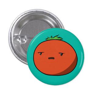 Bothered Tomato 3 Cm Round Badge
