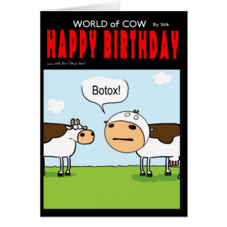 BOTOX! CARD
