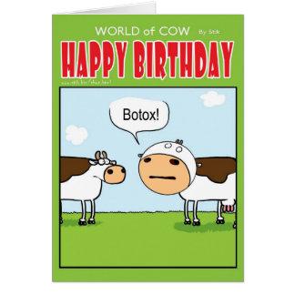 Botox Card