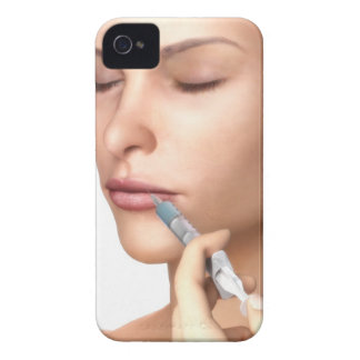 Botox Injections iPhone 4 Cover
