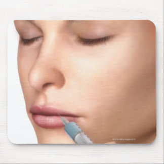 Botox Injections Mouse Pad