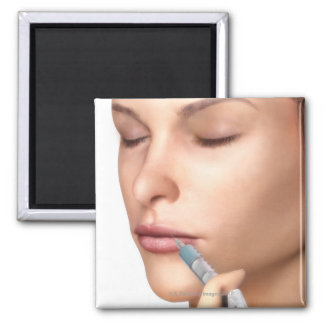Botox Injections Square Magnet