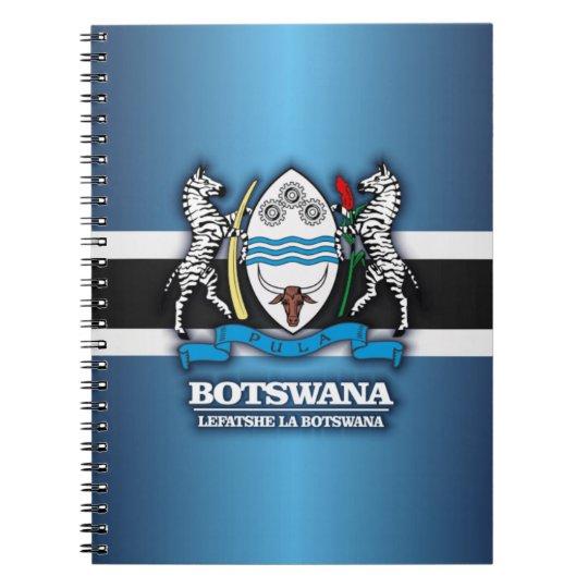 Botswana COA 2 Notebooks