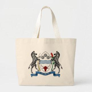 Botswana Coat of Arms Bag