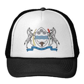 Botswana Coat of Arms Hat