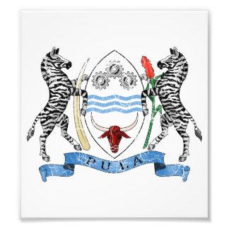 Botswana Coat Of Arms Photo