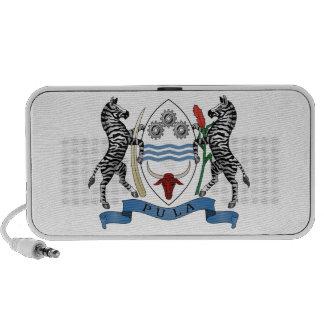 Botswana Coat of Arms Speaker System