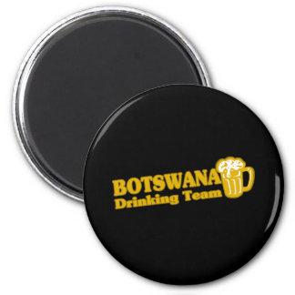 Botswana Drinking Team Magnet